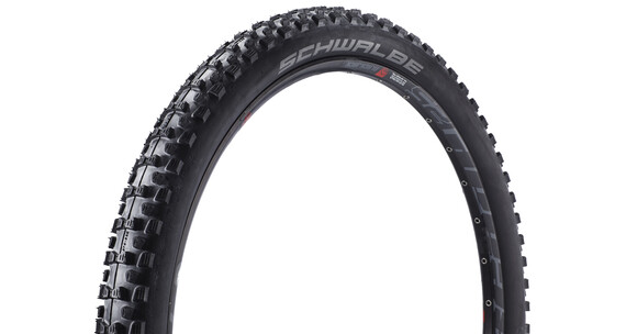 "SCHWALBE Fat Albert Rear Evo SnakeSkin TL-Easy 27,5"" faltbar"